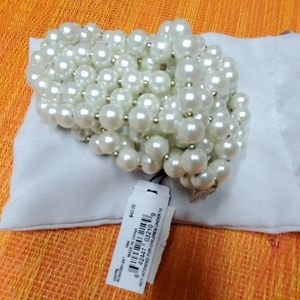 Anne Klein Long Strand Pearls Necklace